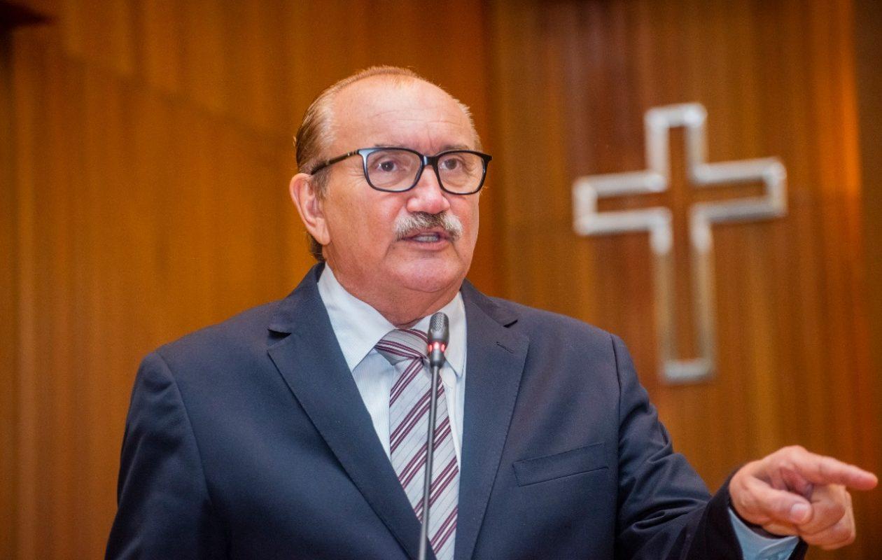 César Pires questiona disponibilidade de leitos da SES para Covid-19 em São Luís