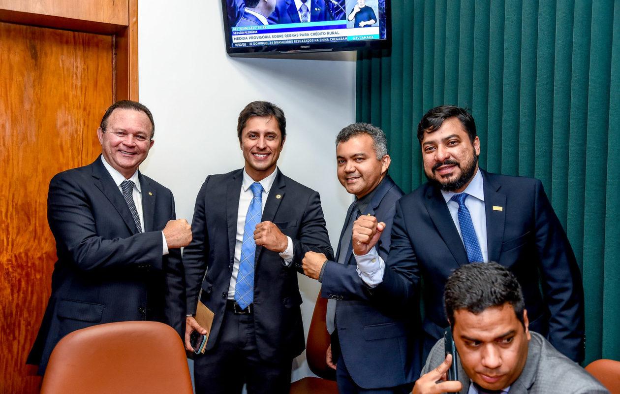 Duarte Júnior pede diárias à Alema por viagem à Brasília para filiação ao Republicanos