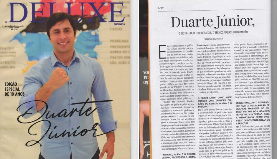MP é a favor de depoimento de proprietária da Deluxe em ação contra Duarte Júnior