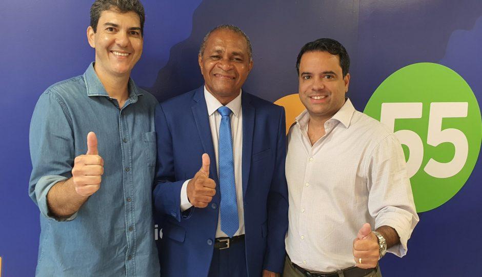 Fechado com Edilázio Júnior, Eduardo Braide diz que é independente