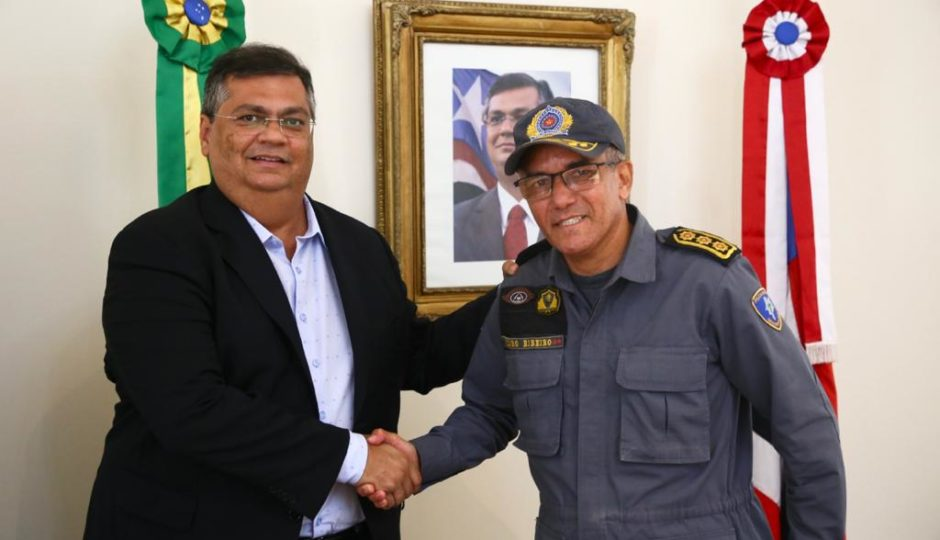 Dino anuncia troca no comando da Polícia Militar do Maranhão