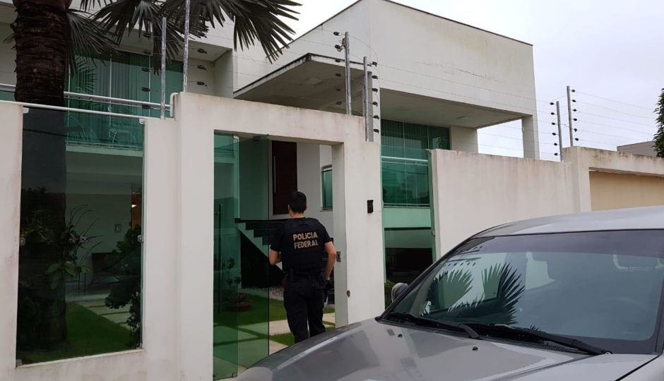 PF faz operação contra fraude com base em documentos apreendidos na Sema