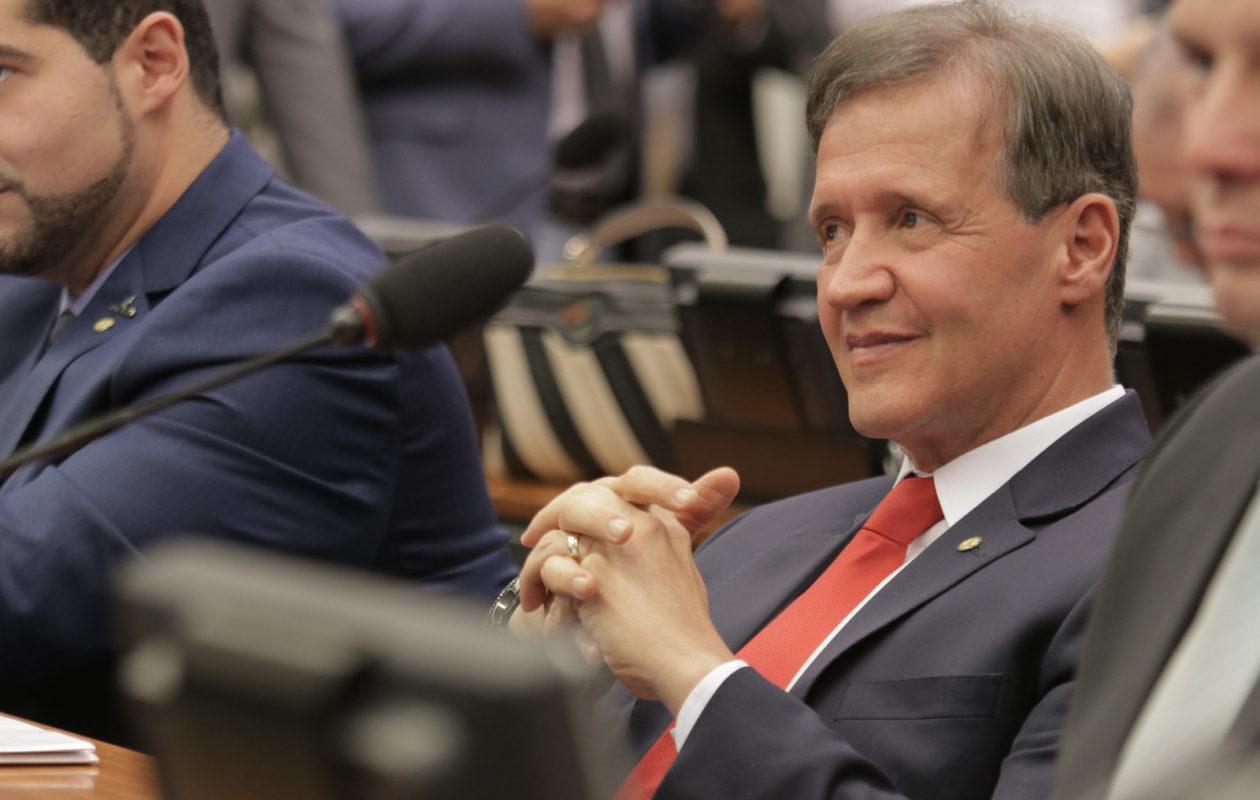 Aluísio Mendes contraiu Covid-19, informa assessoria
