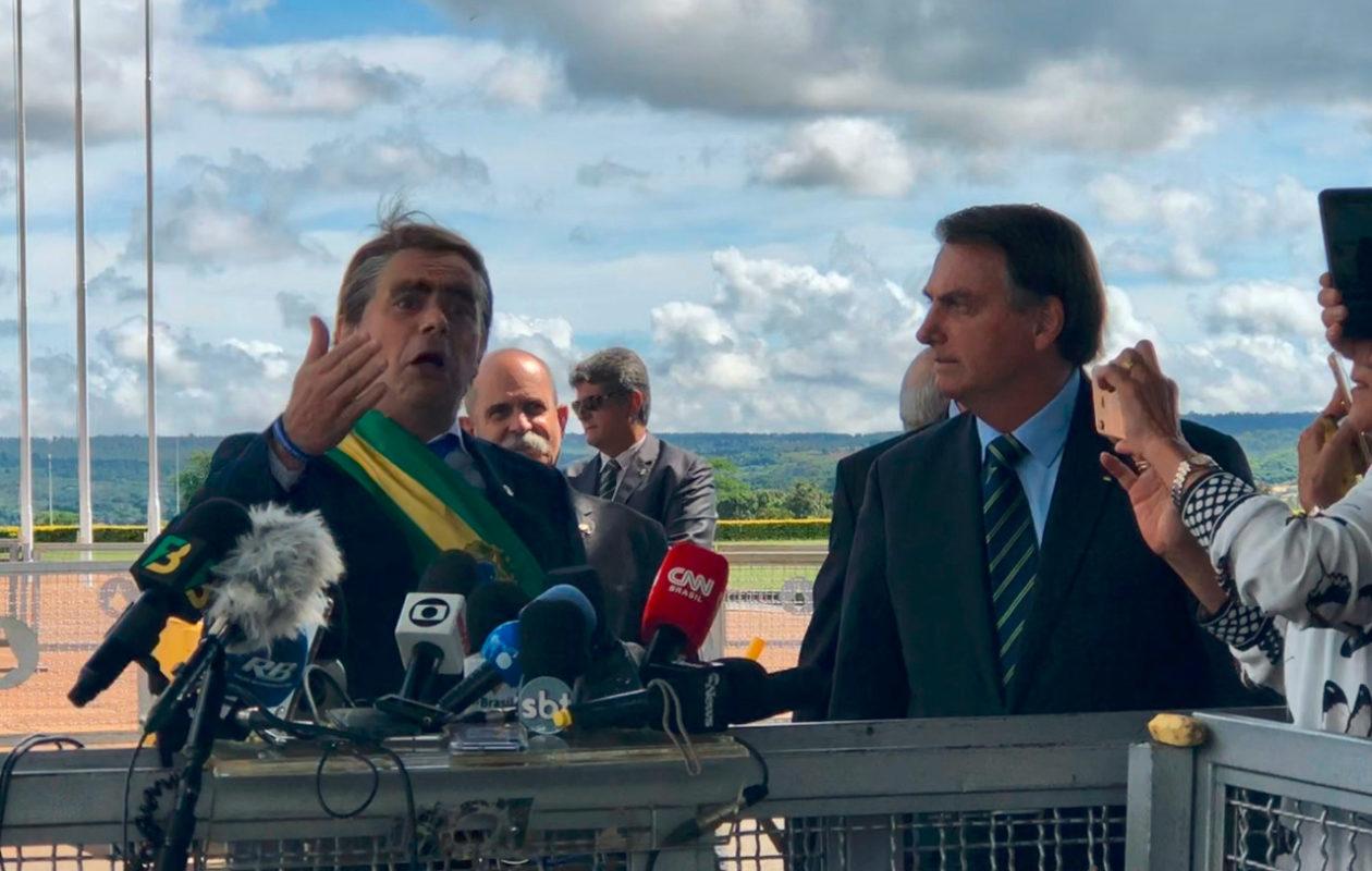 Sob Bolsonaro, PIB do Brasil cresce 1,1% em 2019, menor avanço em 3 anos