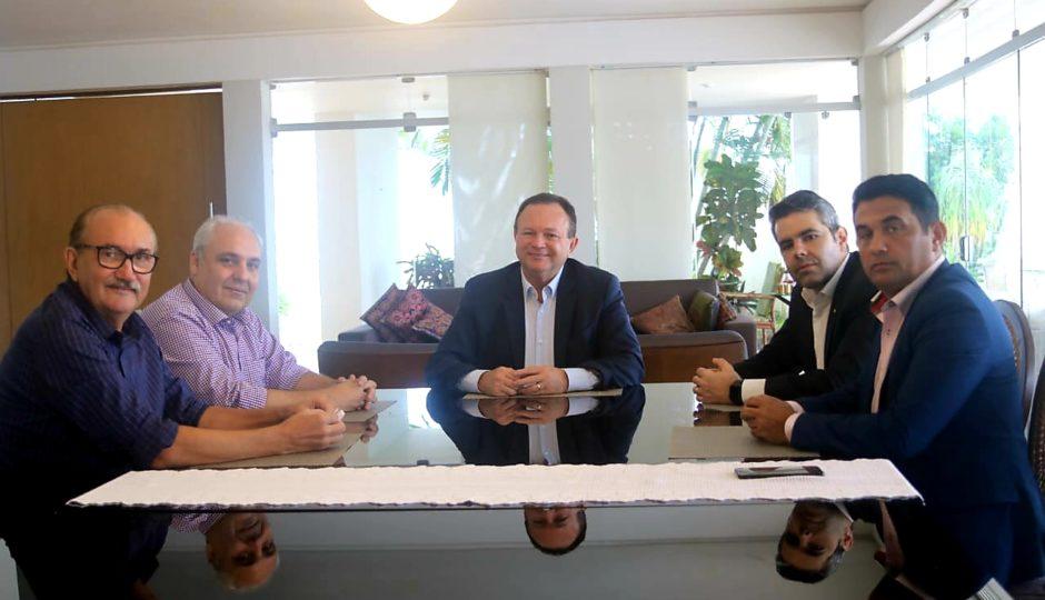 Por 2022, Brandão abre diálogo com adversários de Duarte em 2020