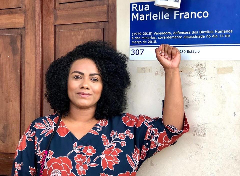 Com Cricielle Muniz, São Luís pode ter duas mulheres disputando a prefeitura