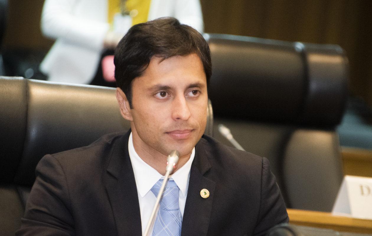 Desinformação e ataque à imprensa são rotina de Duarte Júnior após questões incômodas
