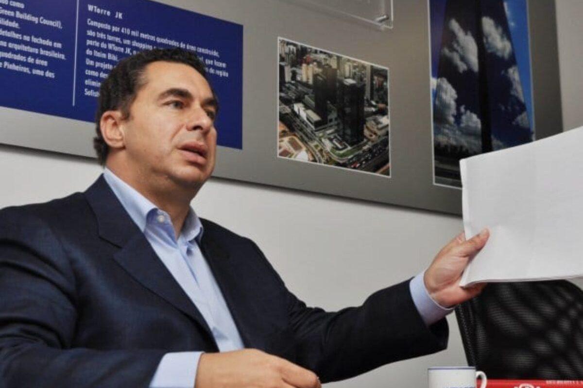 Cajueiro: juiz manda citar WPR, Walter Torre Júnior e Paulo Remy Gillet
