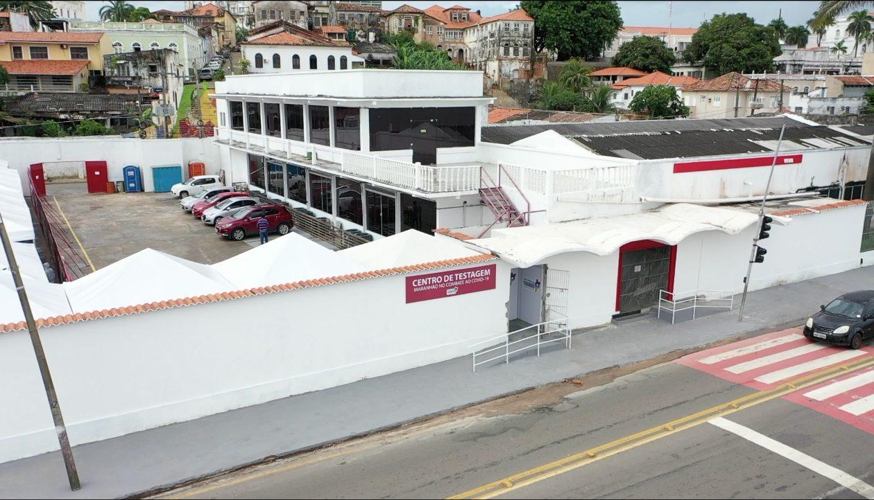 Governo desmonta Central de Testagem no Diamante e destina Viva Beira-Mar apenas para servidores