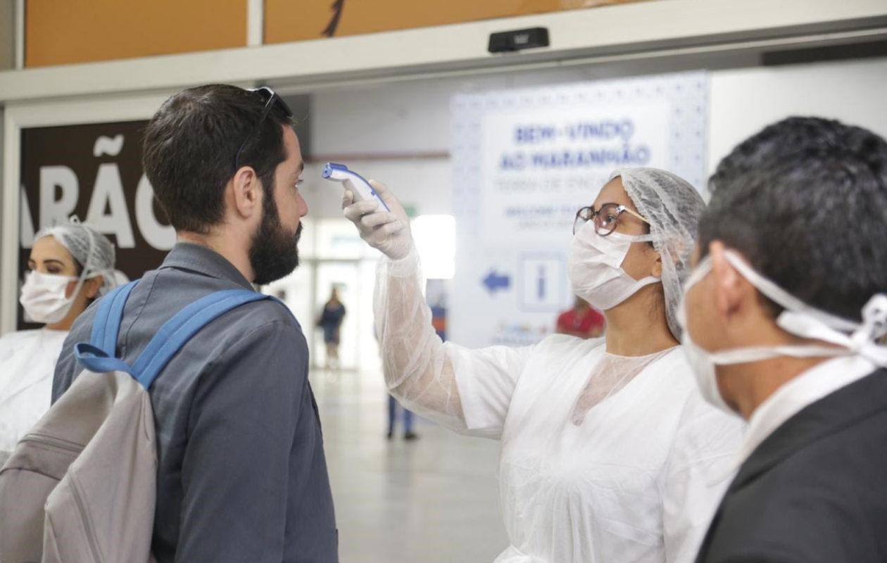 No Maranhão, quase 17% dos infectados com coronavírus já estão recuperados