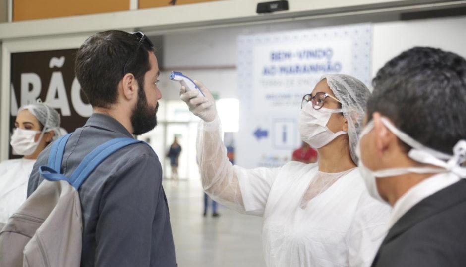 Mortes por coronavírus no MA sobem para 3; estado tem 133 casos confirmados