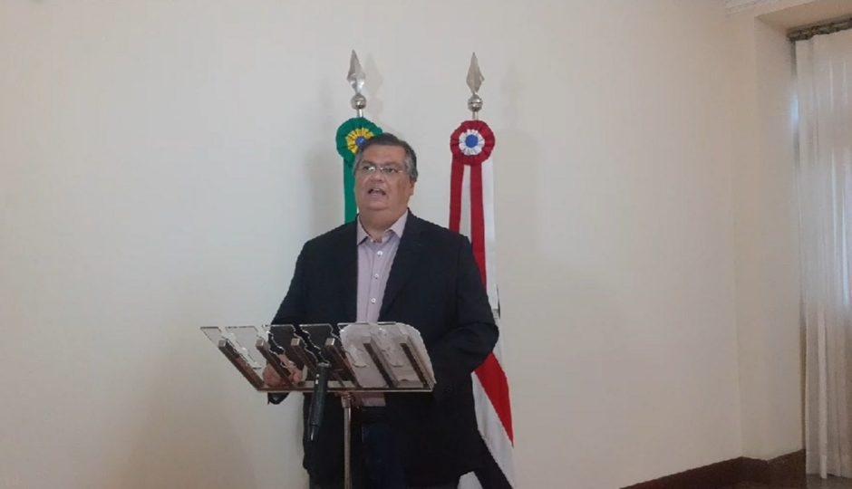 Flávio Dino prorroga suspensão de aulas e fechamento de comércio no MA