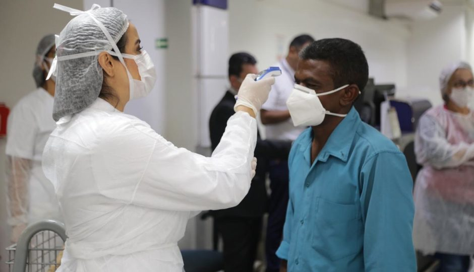 Sobe para 19 o número de recuperados de coronavírus no MA