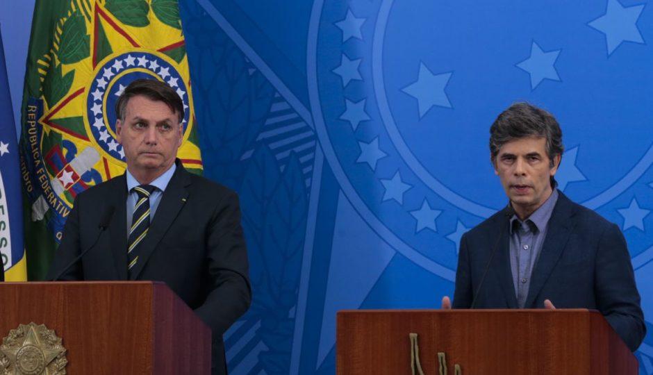 Nelson Teich é o novo ministro da Saúde do governo Bolsonaro