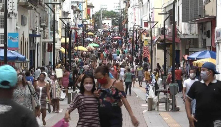 Com alta do novo coronavírus em São Luís, Rua Grande terá acessos fechados