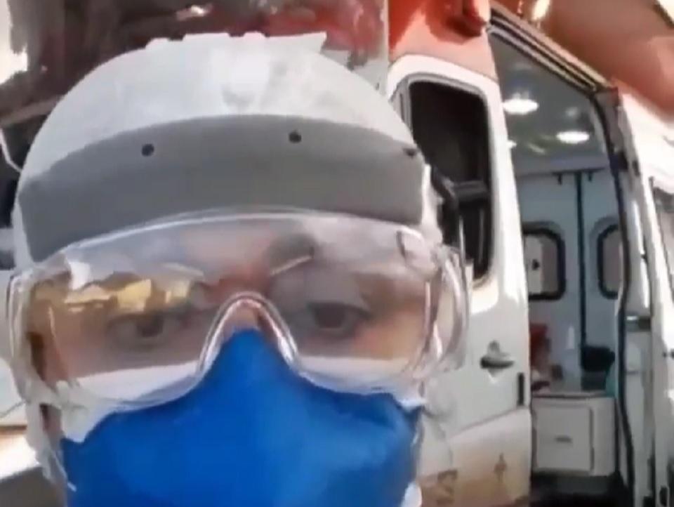 Em São Luís, paciente com suspeita de Covid-19 é rejeitado em UPAs por falta de vaga e respirador