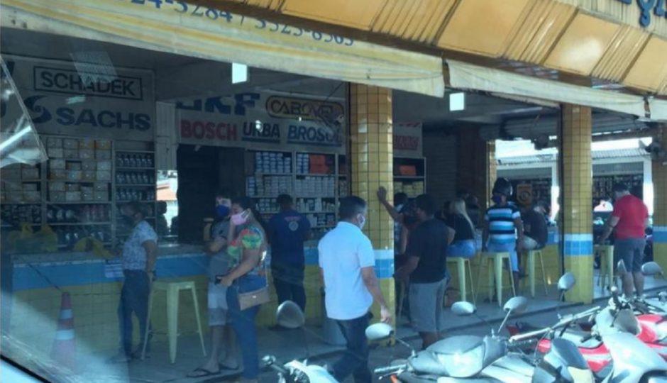 Defensoria Pública pede à Justiça que determine lockdown em Imperatriz