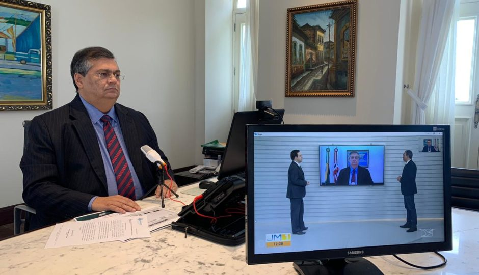 Covid-19: Justiça dá 3 dias para governo Dino explicar falta de transparência