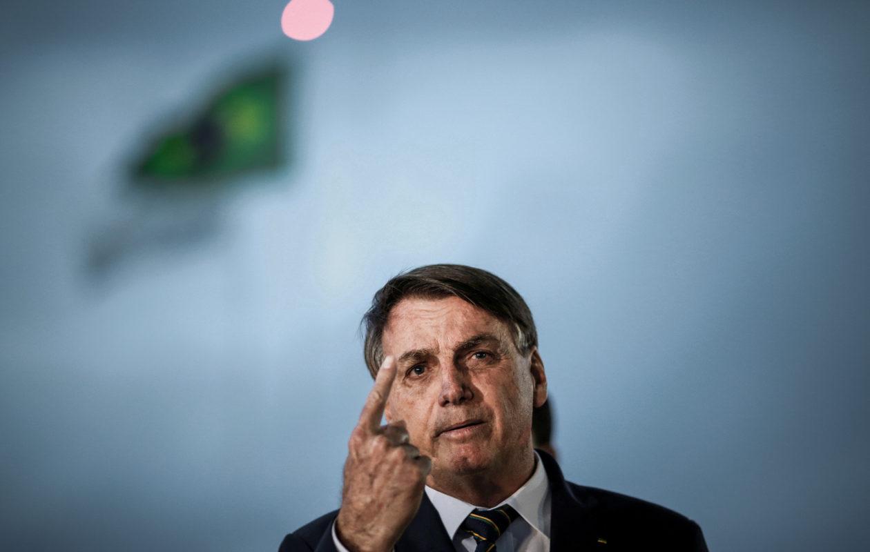 Aras pede ao STF oitivas em inquérito que apura acusações de Moro contra Bolsonaro