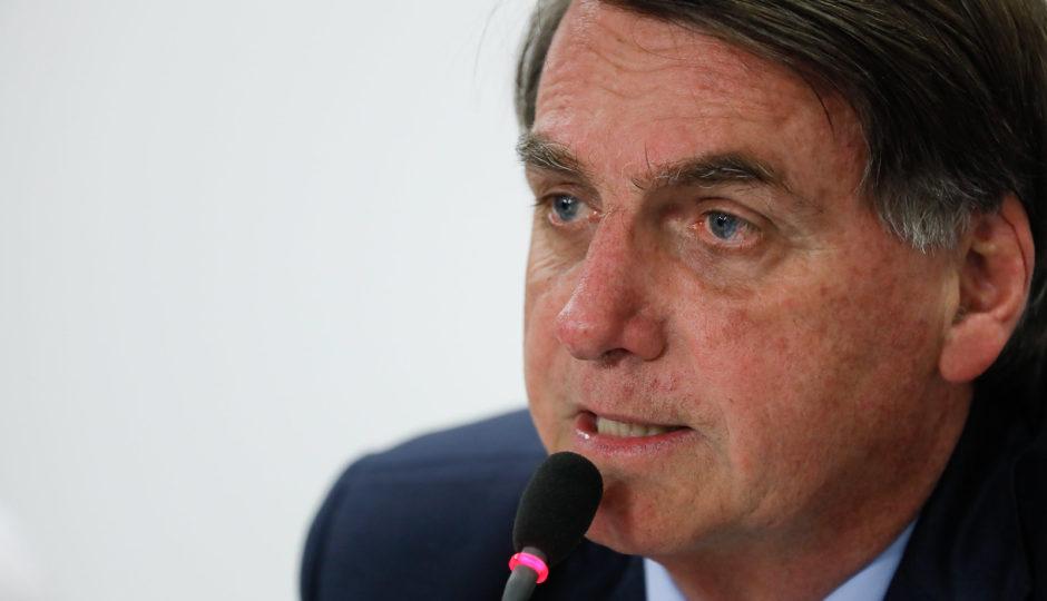 Ministro retira sigilo de vídeo em inquérito contra Bolsonaro por suposta intervenção na PF