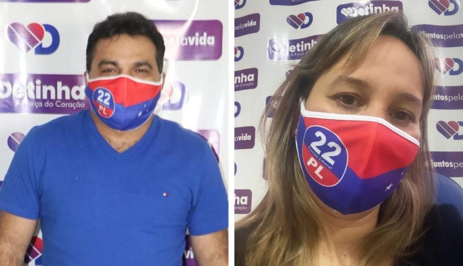 MP Eleitoral pede multa contra Josimar Maranhãozinho e Detinha