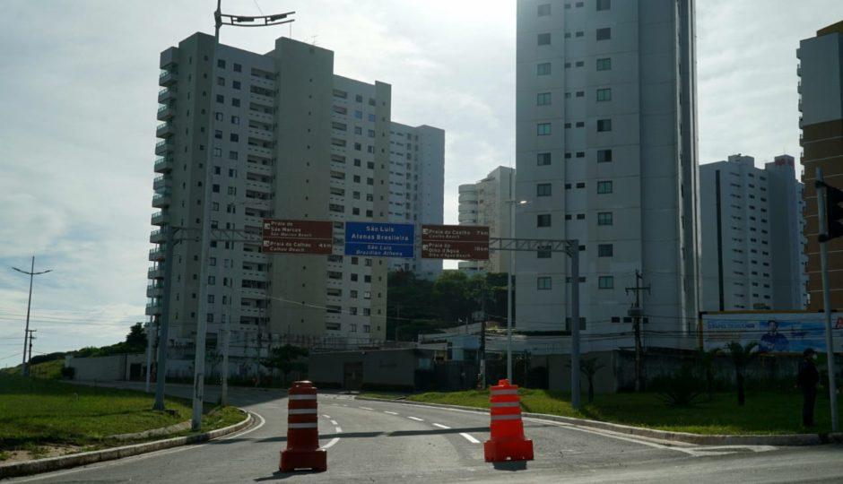 Lockdown na Aglomeração Urbana de São Luís é prorrogado até 17 de maio