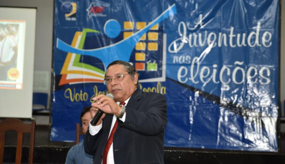 Tyrone Silva é aclamado e assume presidência do TRE-MA no dia 19