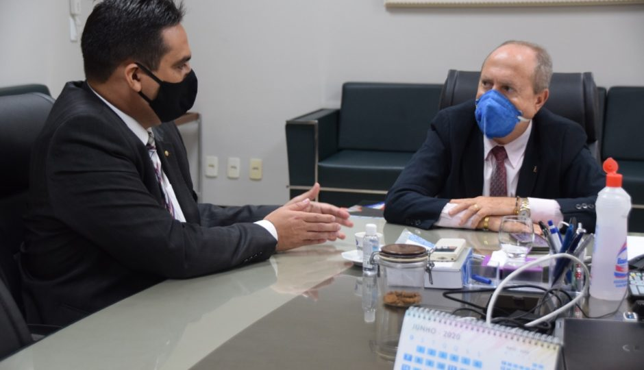 Eduardo Nicolau quer Ministério Público priorizando defesa dos direitos humanos