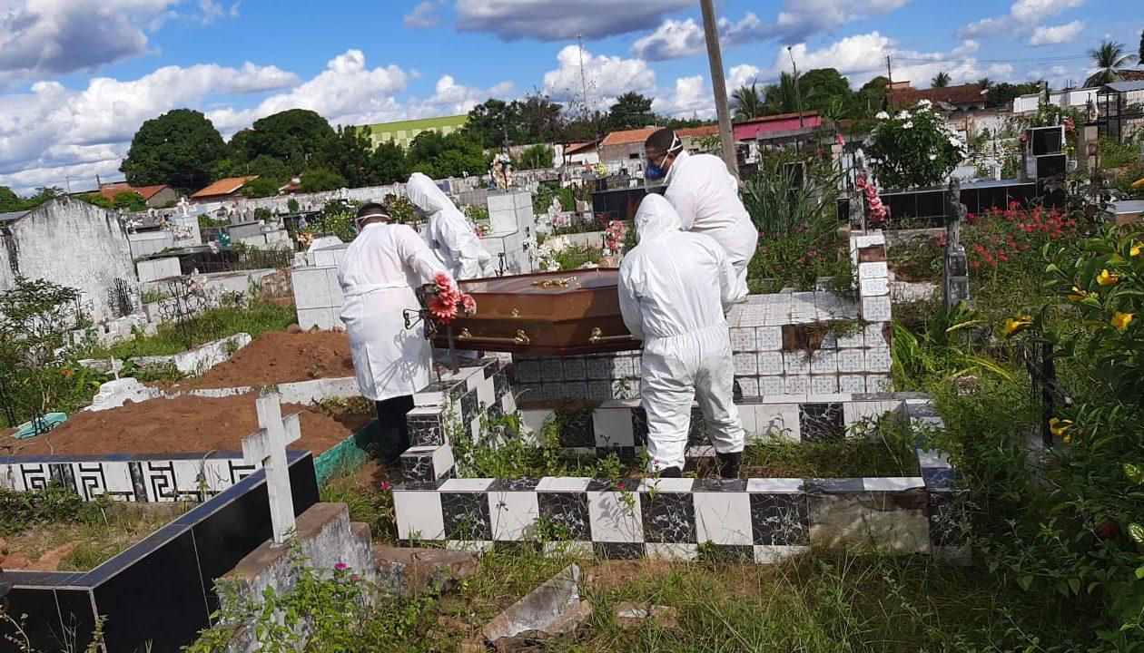 Maranhão passa de 1,8 mil mortes por Covid-19