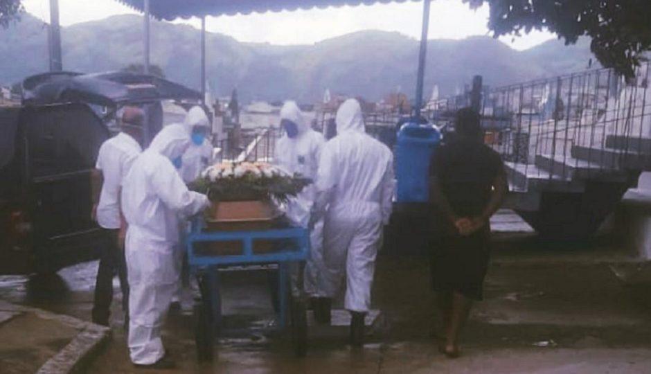 Maranhão registra o maior número de mortes por Covid-19 desde o início da pandemia