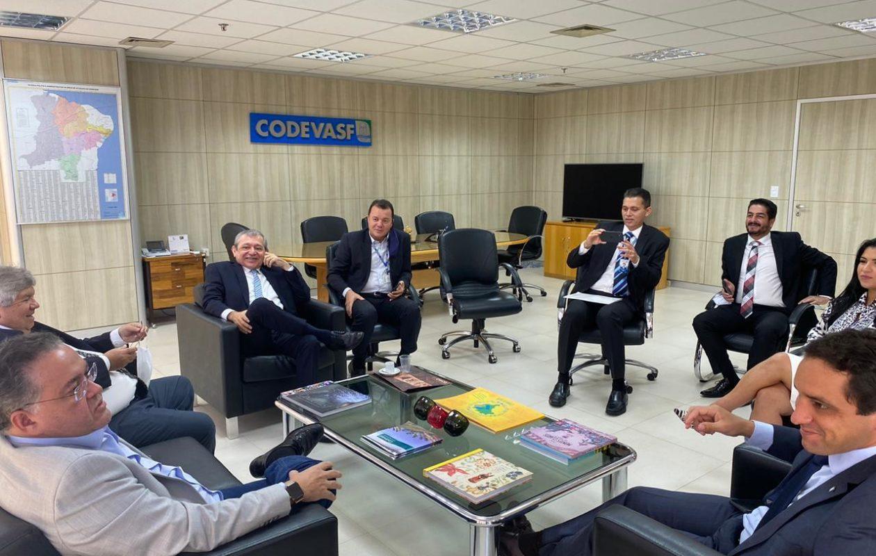 Roberto Rocha emplaca Rosendo Júnior na diretoria da Codevasf em Brasília