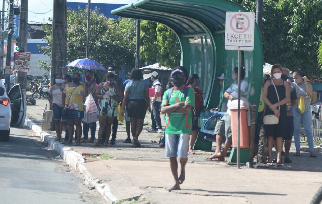 Casos suspeitos de Covid-19 quase quadruplicam no Maranhão após reabertura do comércio