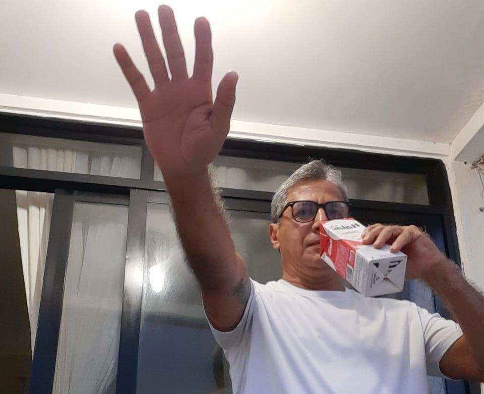 Blogueiro do MA é denunciado ao Ministério Público por saudação nazista