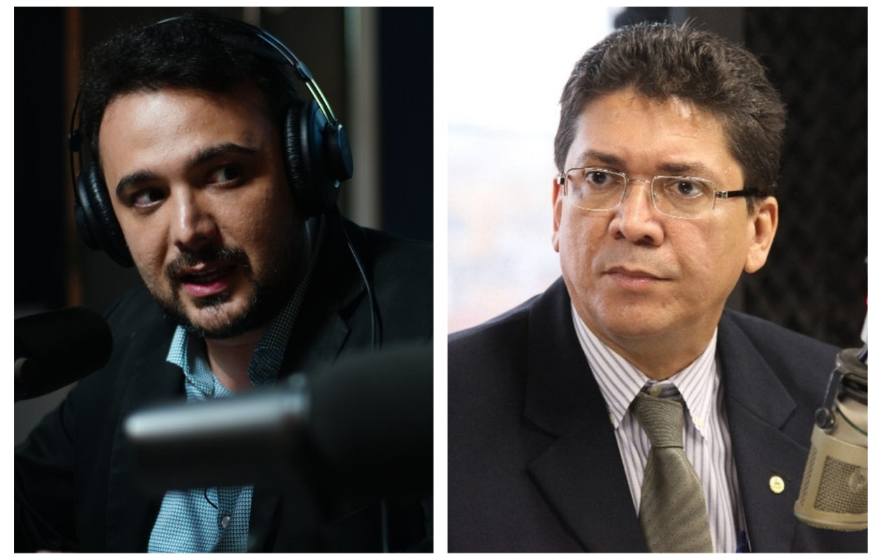 Yglésio apresenta queixa-crime contra Jefferson Portela por injúria e difamação