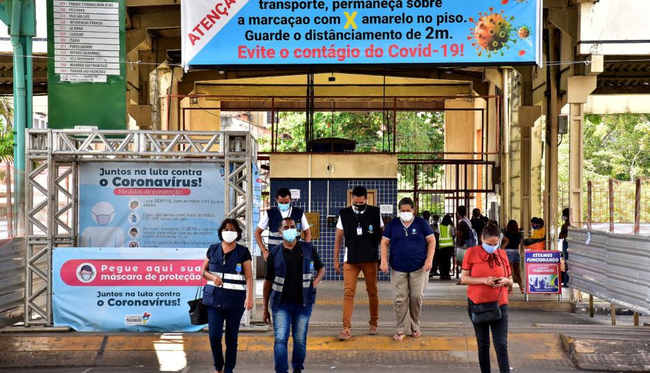 Maranhão ultrapassa 90 mil casos confirmados de Covid-19