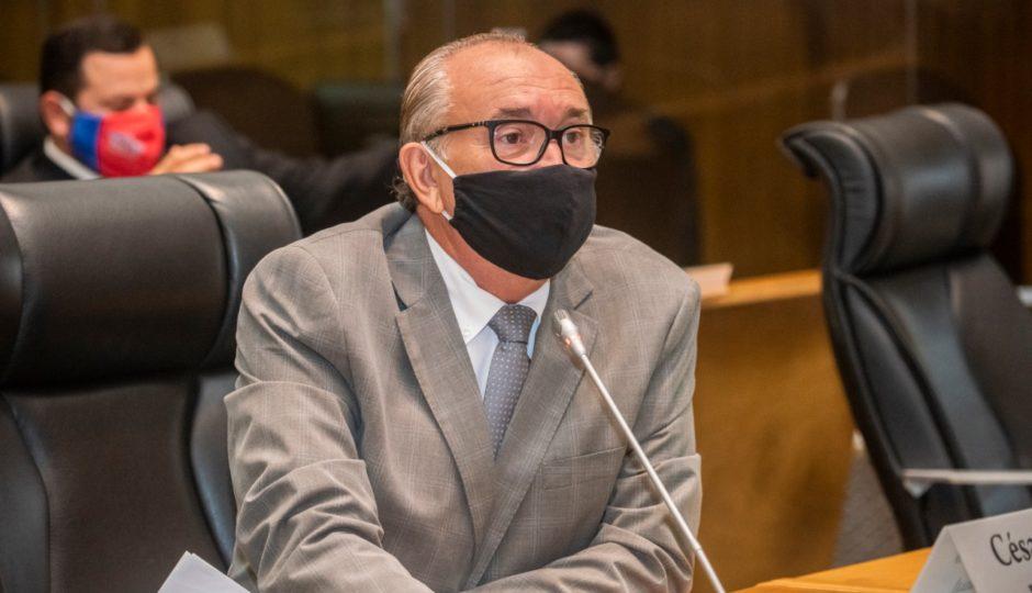 César Pires cobra Dino e diz que desemprego aumentou no MA antes da pandemia