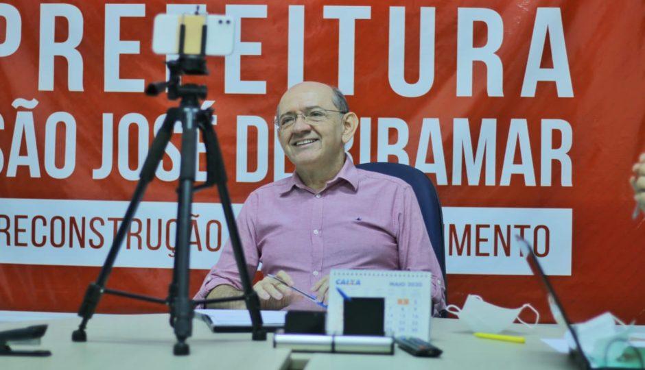 Sem licitação, gestão Eudes Sampaio contrata empreiteira por R$ 4,3 milhões