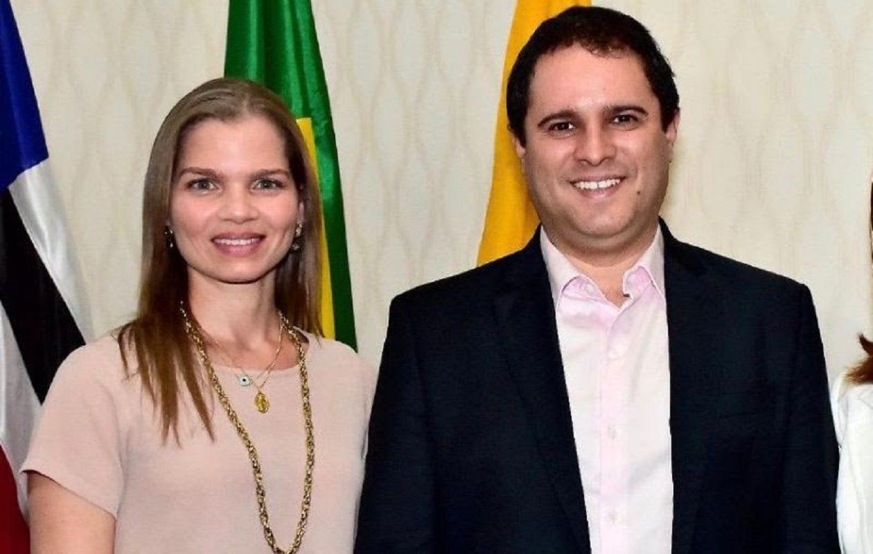 Sem opções, Edivaldo coloca Natália Mandarino no comando da Semus
