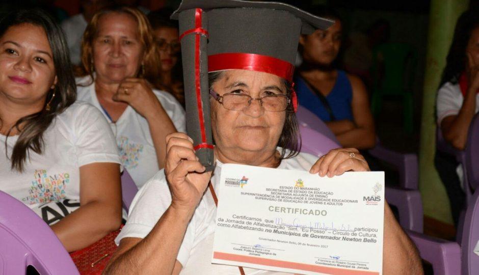 Maranhão tem queda na taxa de analfabetismo, mas está longe da erradicação