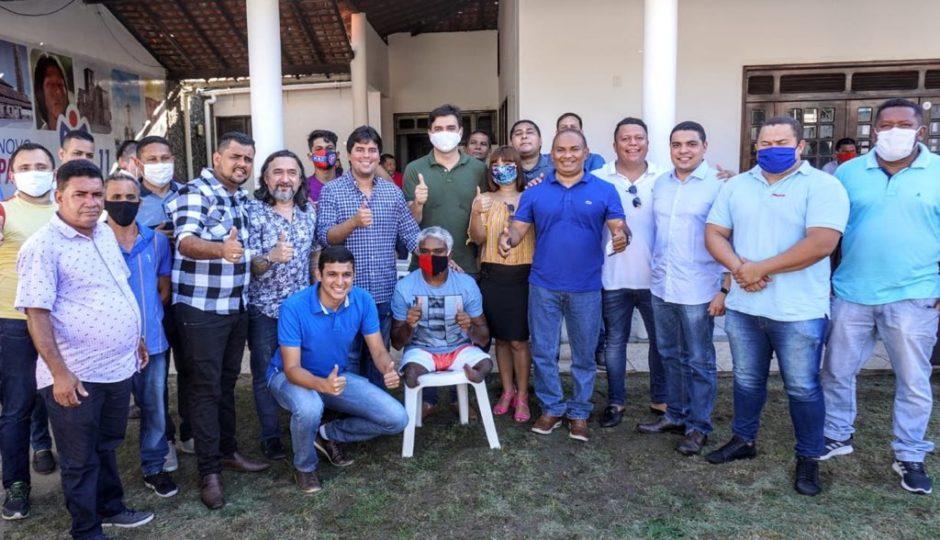 Por votos, pré-candidatos a prefeito de São Luís ignoram pandemia e provocam aglomeração
