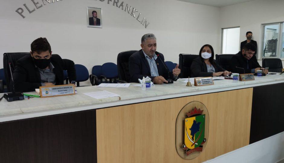 Ministério Público orienta José Carlos a anular contrato por possível fraude
