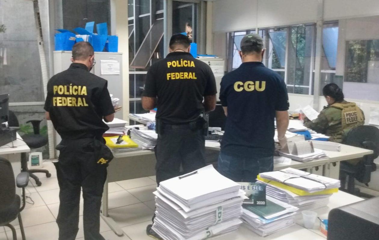 Polícia Federal deflagra 3ª fase da Topique, no Piauí