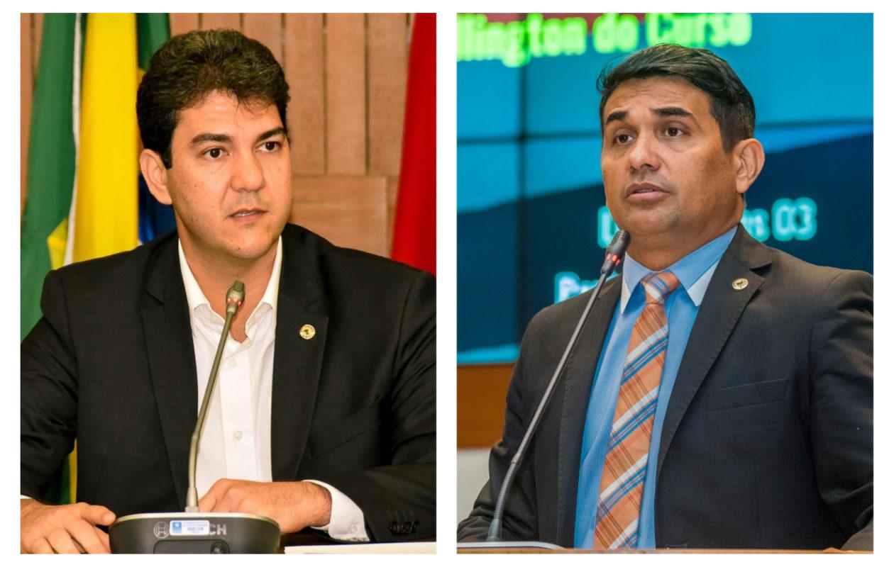 Emet: Braide lidera com 33,75%; Wellington é o 2º, com 13,54%