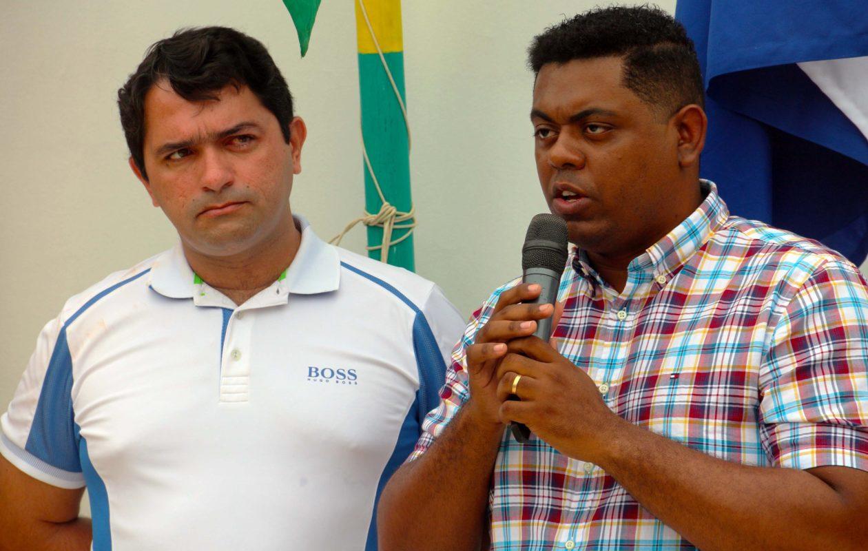 Júnior Lourenço e Eduardo Belfort são alvo de operação que apura desvios de R$ 22 milhões
