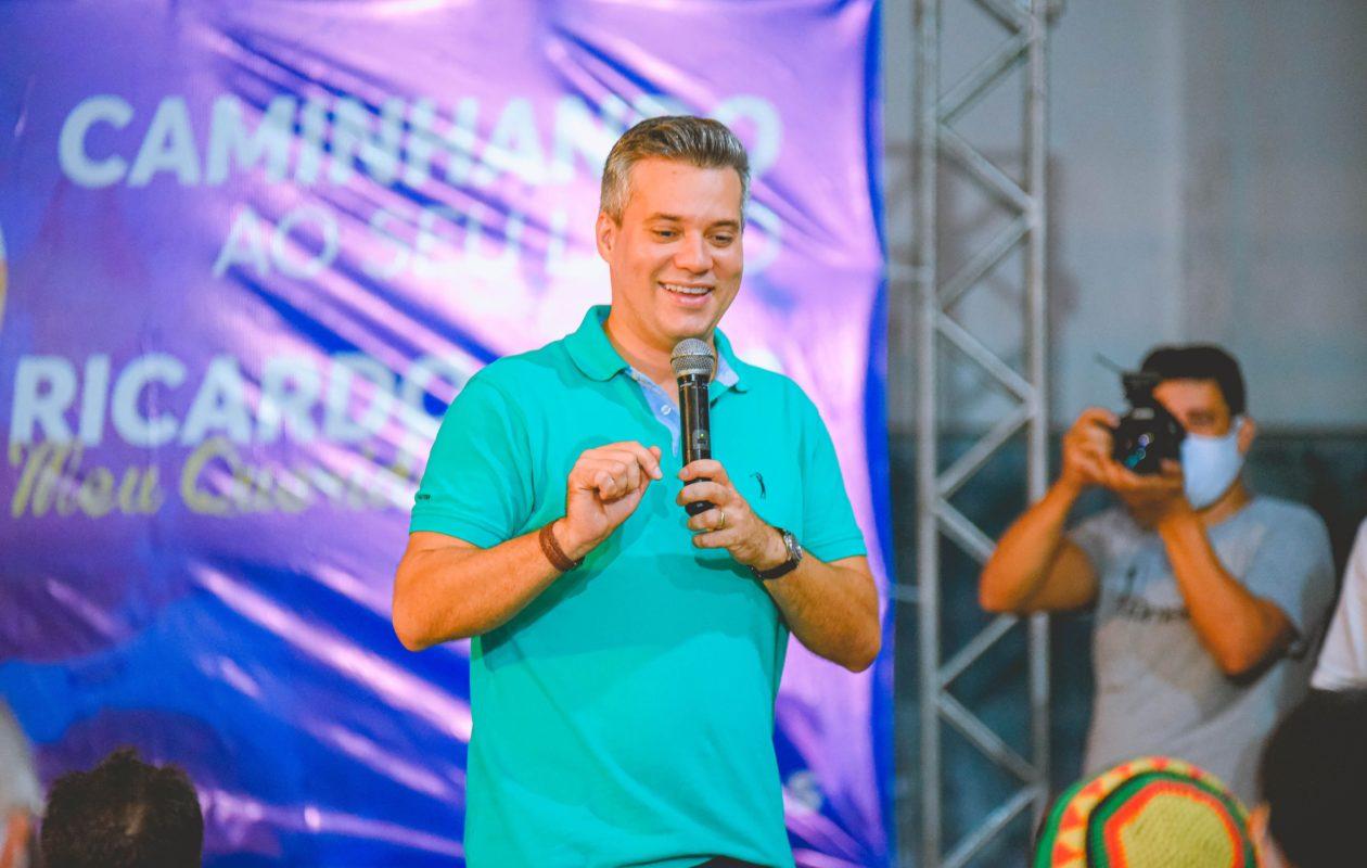 Conta da Prefeitura de São Luís é usada para promover Neto Evangelista