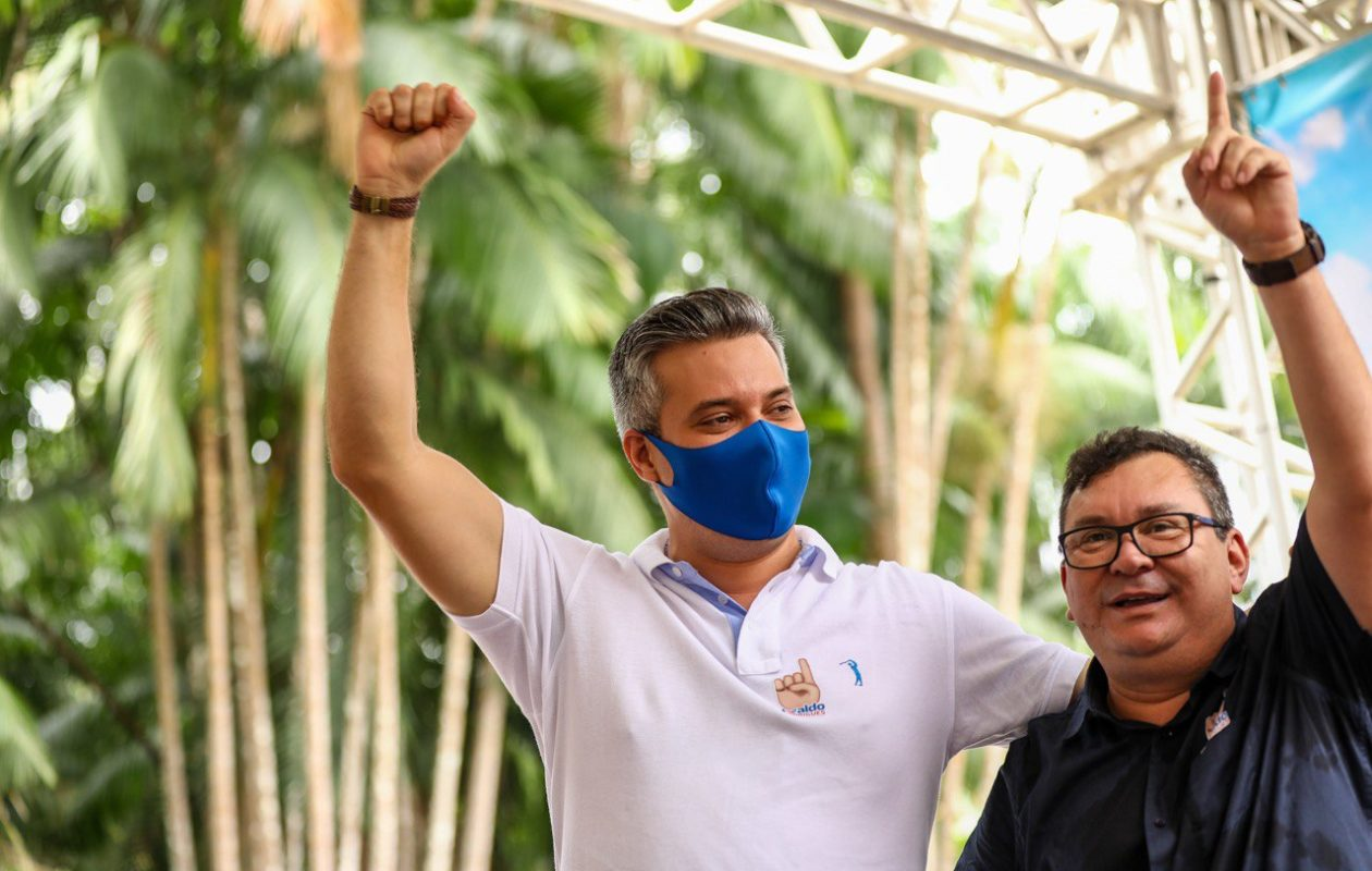 Neto Evangelista simula independência e ataca gestão do PDT em São Luís