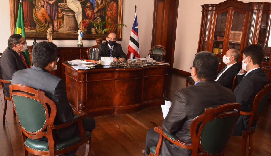TJ, TCE, TRE e Ministério Público do MA articulam frente de combate à corrupção