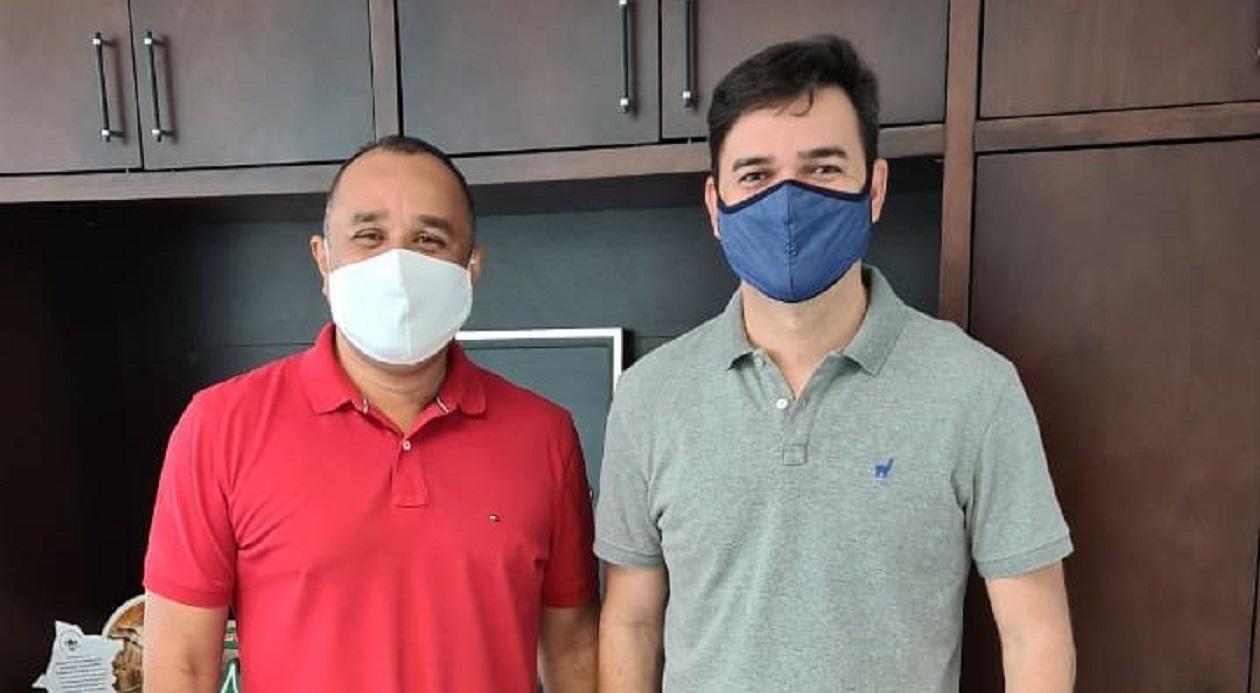 Rubens Júnior, do PCdoB, implode discurso antisarney ao buscar apoio do MDB de Roseana