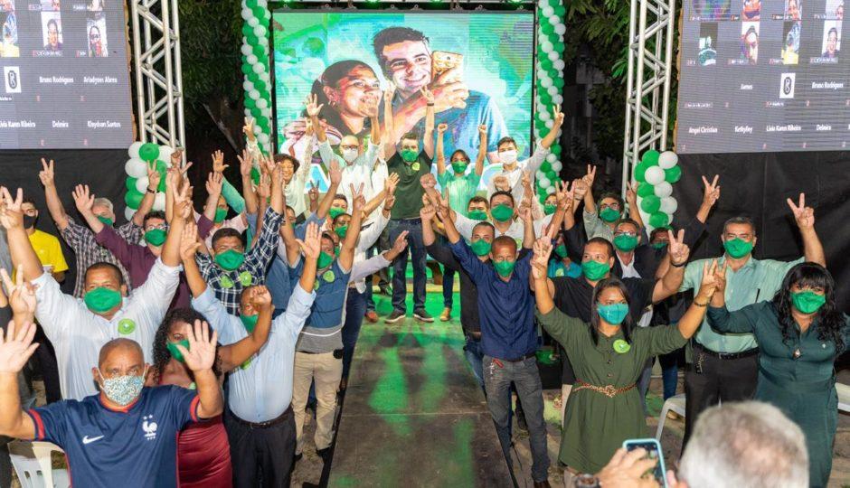 Adriano oficializa candidatura a prefeito de São Luís