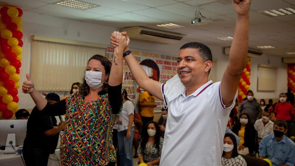 PSB confirma candidatura de Bira a prefeito de São Luís